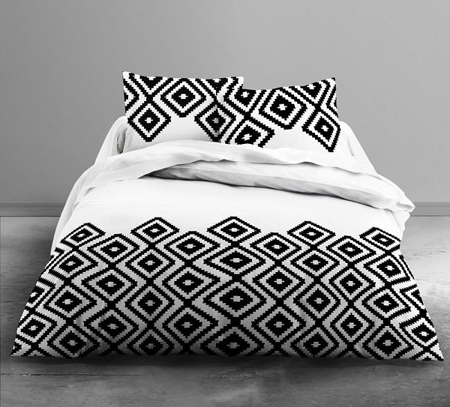 housse de couette zipp e modane housse de couette zipp e mawira. Black Bedroom Furniture Sets. Home Design Ideas